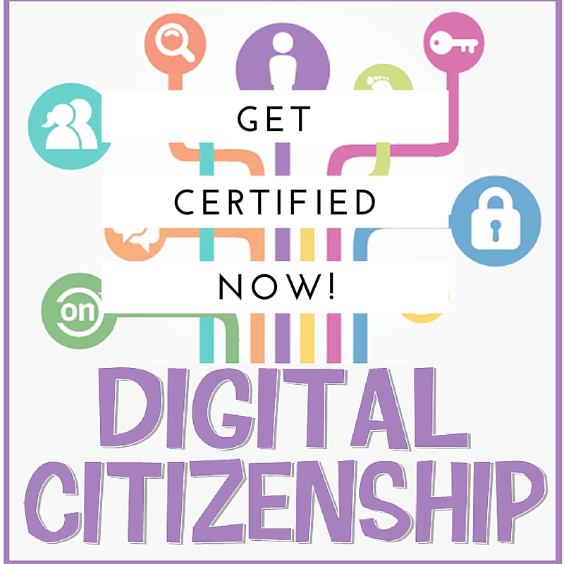 Get Certified in Digital Citizenship through Common Sense Education